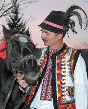 Топір в руки – й на коня