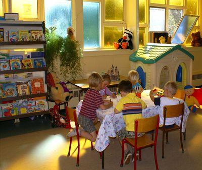 8 новых детсадов откроются в Новосибирске до 2015 года