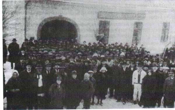 Учасники  установчих  зборів товариства