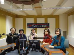 Закарпатці взяли участь у 35-ій Європейській зустрічі молоді Тезе в Римі
