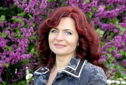 """Оксана Хижун: """"Треба працювати завжди, працювати на повну силу»"""