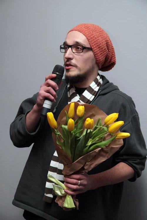 "Павло Ковач-молодший: ""Я не можу бути нехудожником"""