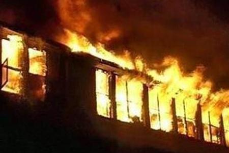 Славуту сколихнула пожежа