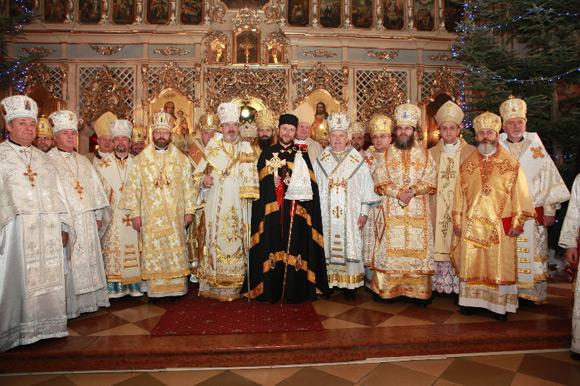 Глава УГКЦ озвучив готовність до плекання єдності з Мукачівською єпархією