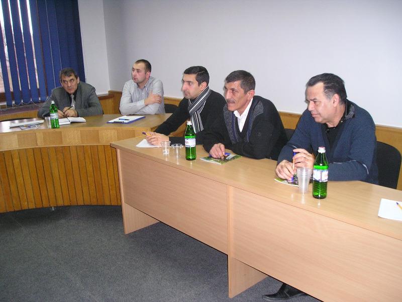 В Ужгороді говорили про взаємодію соціальних служб щодо вирішення проблем молоді (ФОТО)