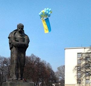 Ужгородців запрошують відзначити день народження Кобзаря