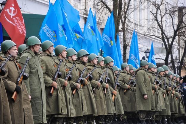 «Регіонали» пропонують закарпатцям заступити на три роки на Вахту пам'яті