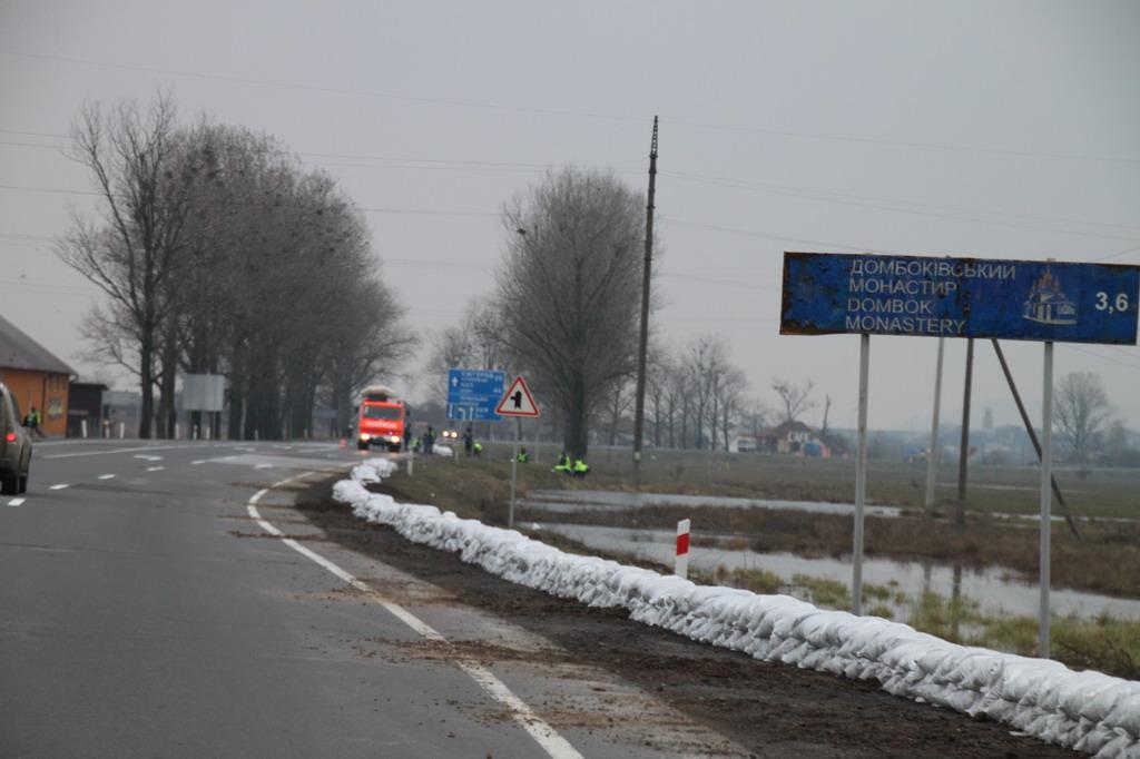 Інформація про гідрологічний режим на річках Закарпатської області на 10:00 годину 2 квітня