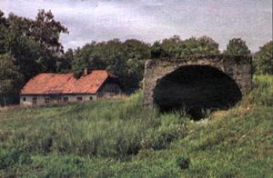 В Ільниці на місці колишніх шахтових виробітків утворилися кількаметрові провали