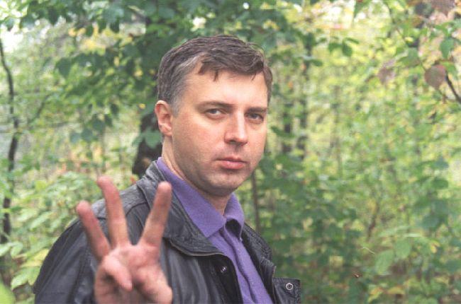 Сергій Квіт. Фото Юрій Панін