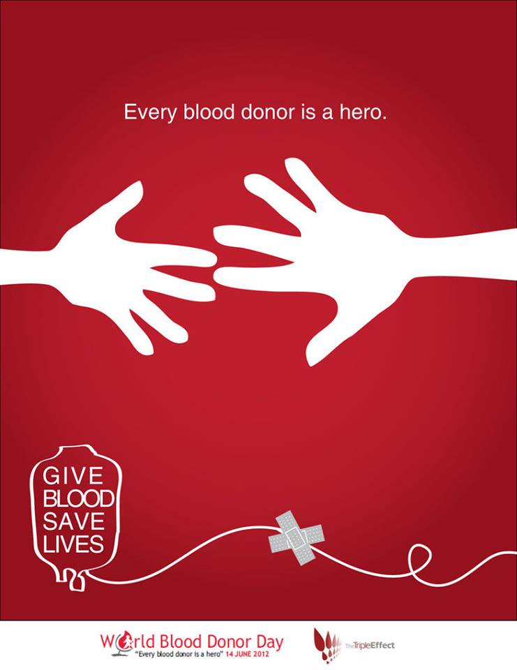 У середу, 17 грудня, в Ужгороді здаватимуть кров для бійців АТО