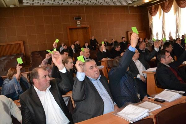 Депутати райради розглянуть бюджет Тячівщини на наступний рік