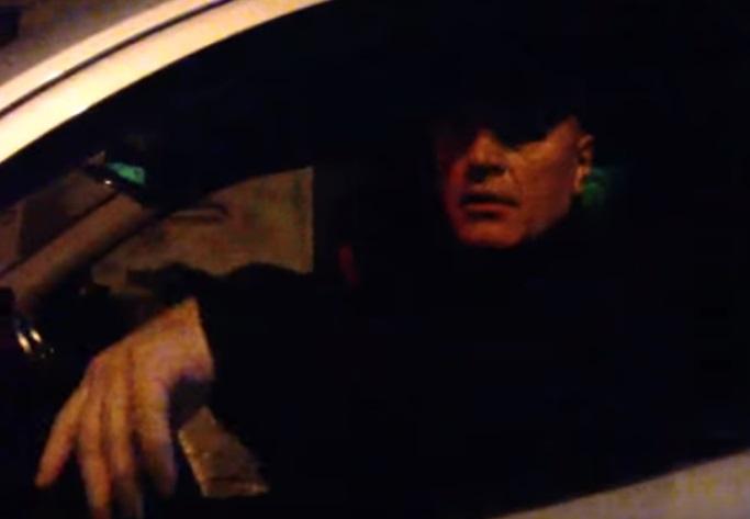 """Оприлюднено відео, на якому екс-мер Ужгорода Ратушняк """"послав"""" поліцейських (18+) (ВІДЕО)"""