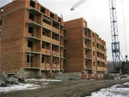 За півроку на Закарпатті будівництво житла скоротилось на 22%