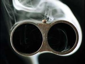 П'яний вистрілив з незареєстрованої рушниці у вікно