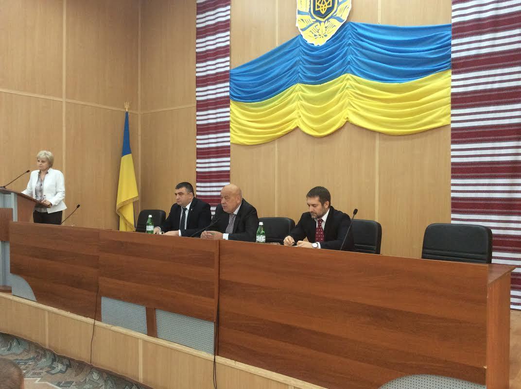 У Мукачеві пройшло засідання громадської ради при Мукачівській РДА