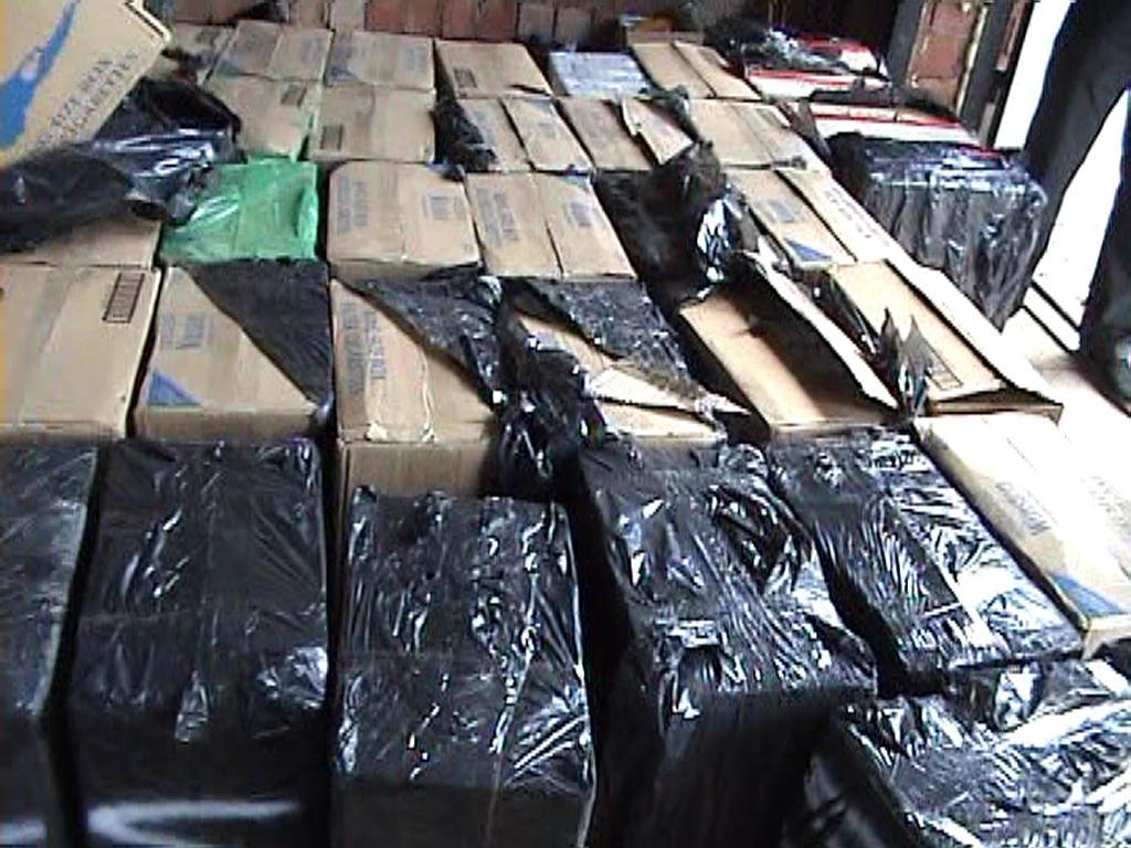 Прикордонники Мукачівського загону виявили дві контрабанди