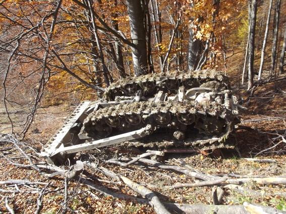 На Воловеччині унаслідок зсусу ґрунту під час заготівлі дров перекинувся трактор, загинув 39-річний водій