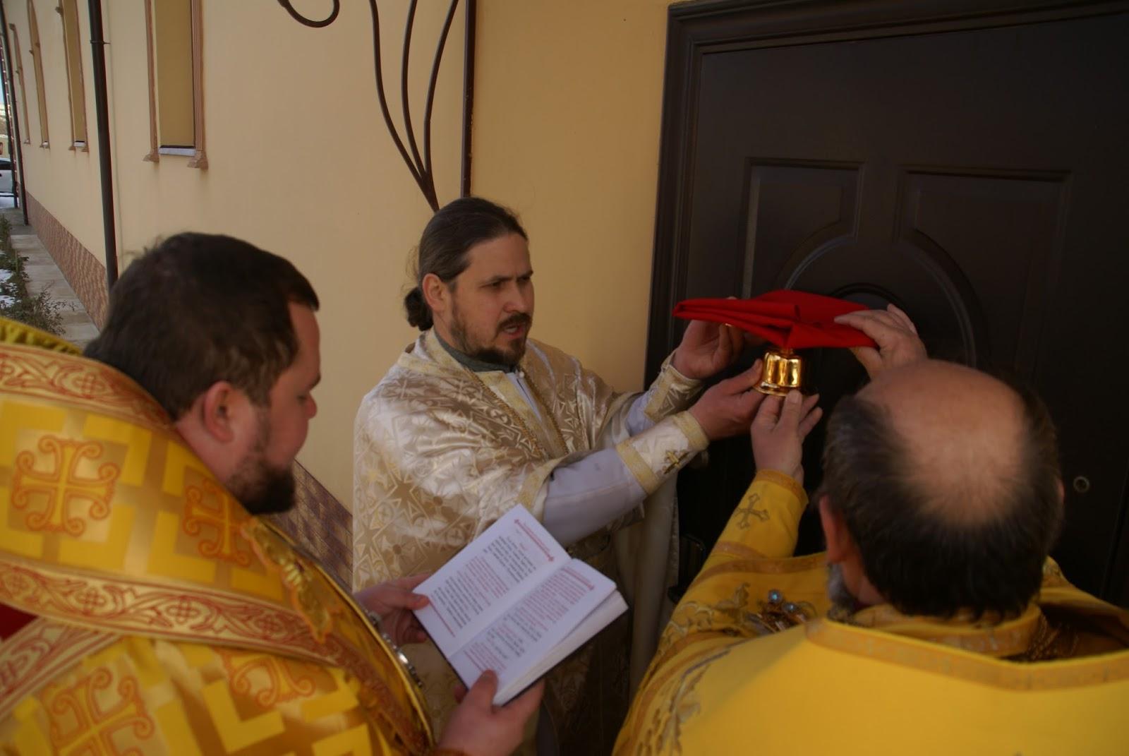 Єпископ Варсонофій освятив у Берегові церкву УПЦ КП (ФОТО)