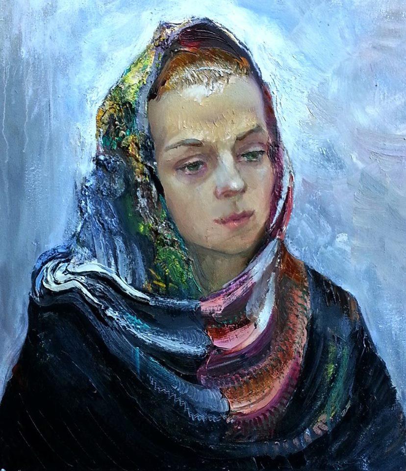 Закарпатський художник Петро Свалявчик стане учасником міжнародного конкурсу портрета у Франції