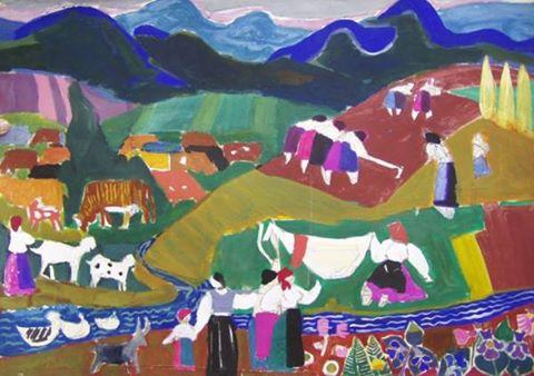 """19 квітня в Ужгороді відкриється виставка полотен закарпатського митця Антона Шепи """"In memoriam"""""""