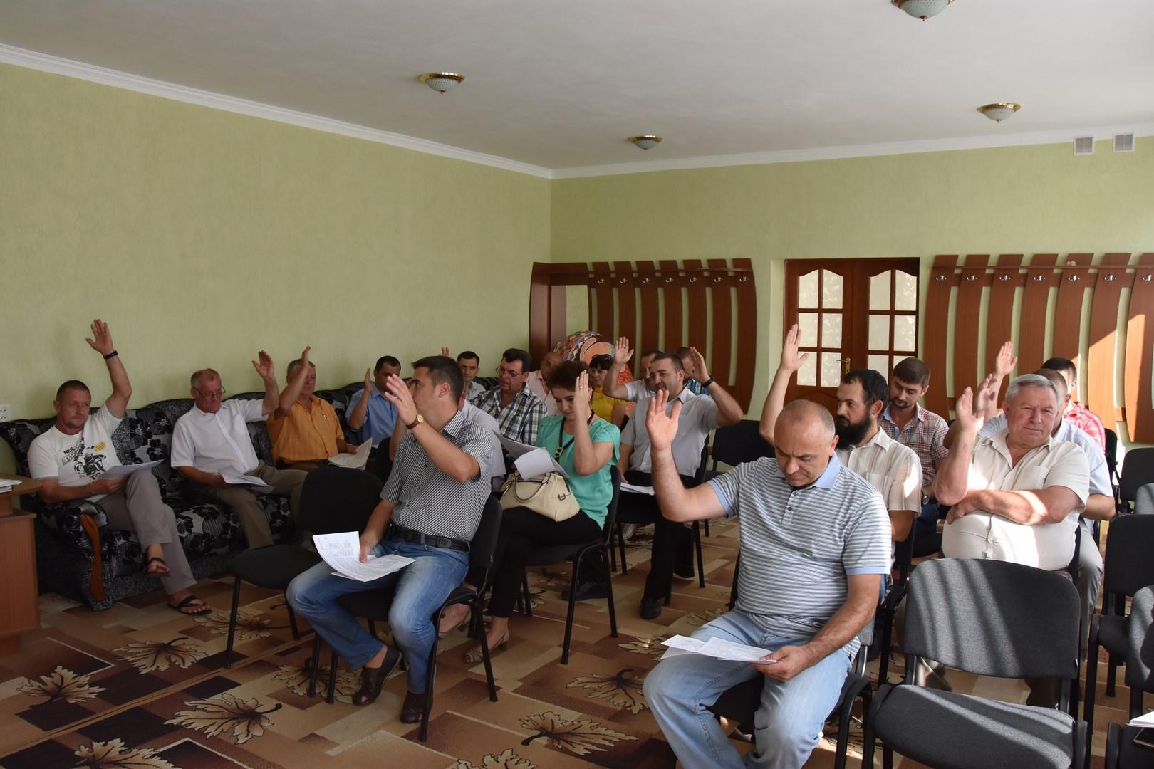 Позачергова сесія Іршавської міськради погодила добровільне об'єднання Іршави з Лозою
