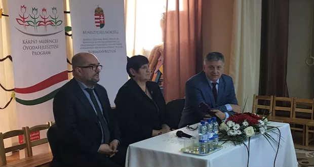 В угорських селах Закарпаття коштом Угорщини реконструюють 80 дитсадків і побудують 22 нових (ФОТО, ВІДЕО)