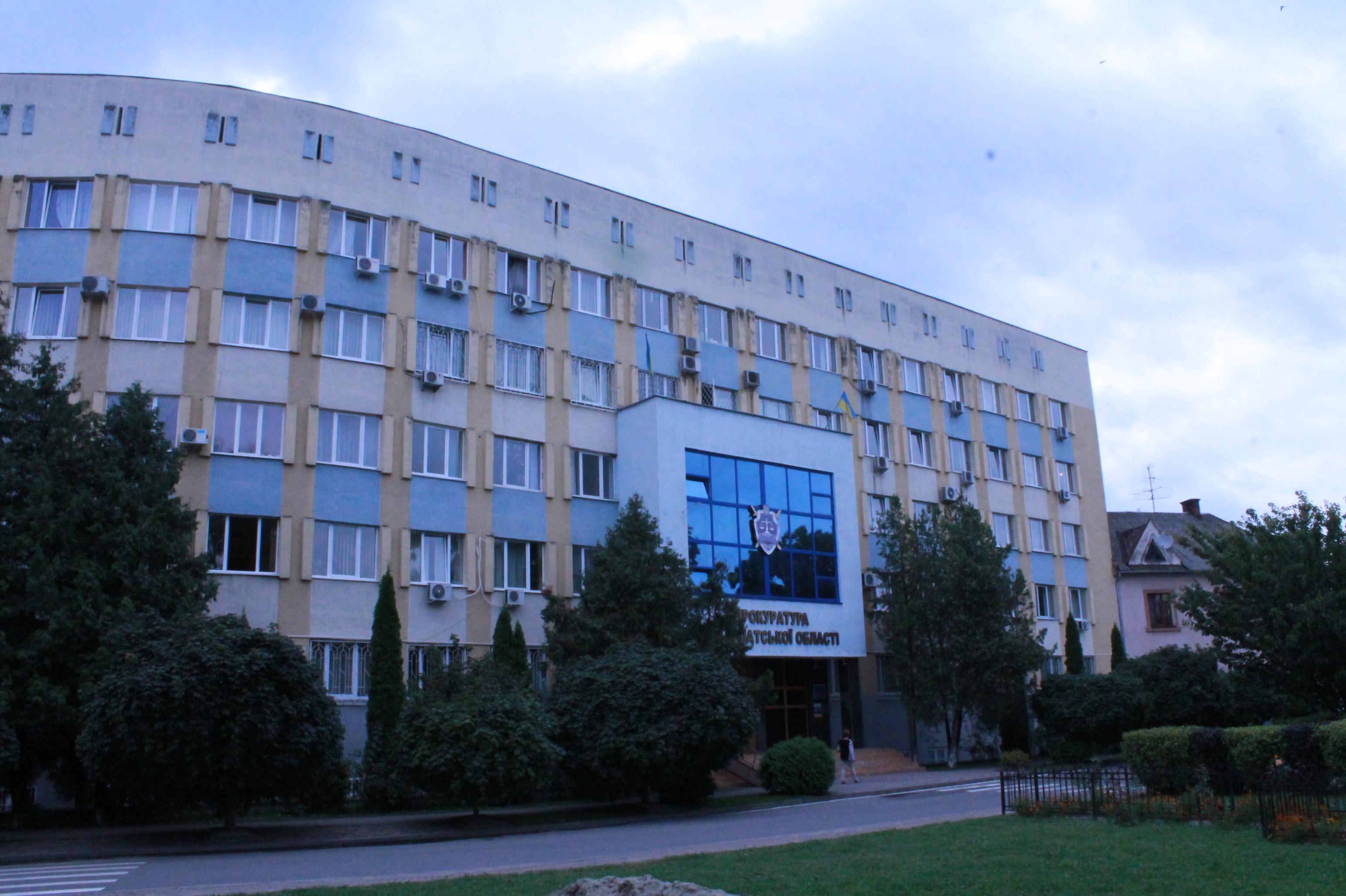 Завтра, 11 жовтня, на Закарпатті перебуватиме генпрокурор Юрій Луценко