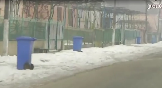 На Виноградівщині не знають, куди дівати сільське сміття (ВІДЕО)