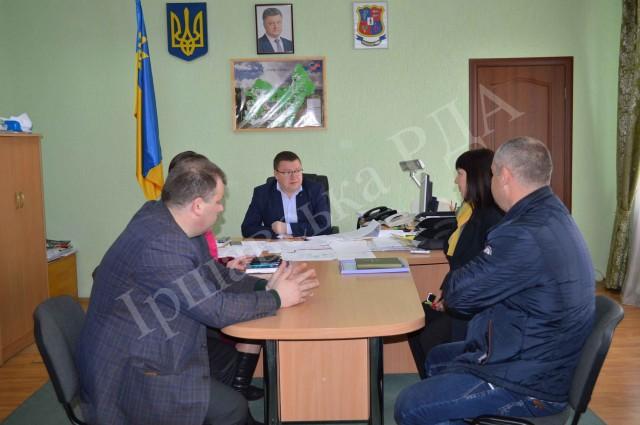 На Іршавщині розглянули пропозиції щодо облаштування в Климовиці постаменту Ерделі