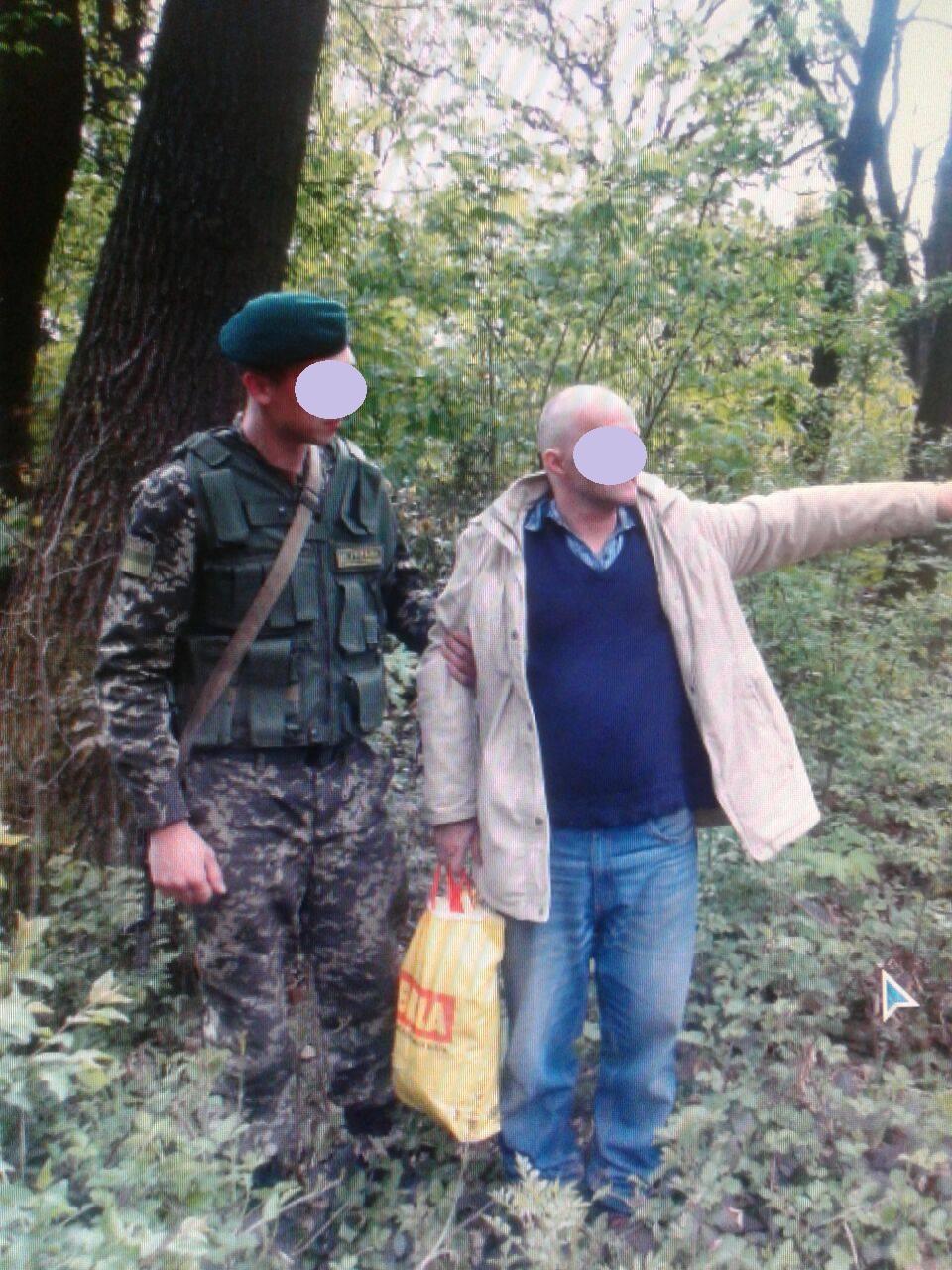 На Закарпатті затримали поляка, що нелегалом зі Словаччини прямував до Росії (ФОТО)