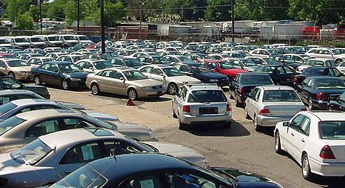 На Закарпатті майже половина автовласників придбали автомобілі, що вже були в користуванні