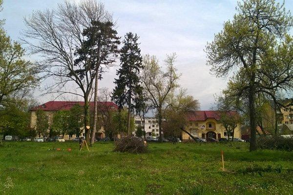 У Тячеві територію старого кладовища облаштують як меморіальний парк (ФОТО)