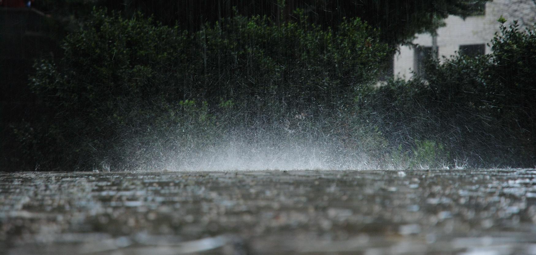 На Закарпатті знову чекають сильних злив із підвищенням рівнів води у річках та можливими селями