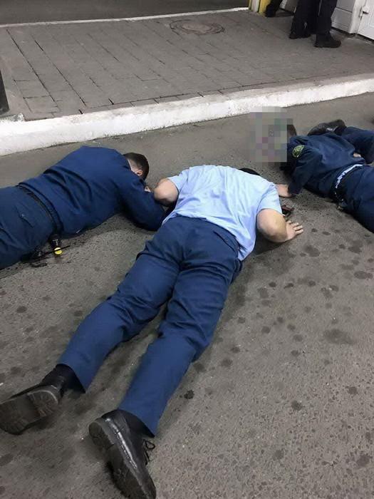 СБУ відзвітувала не про одного, а про двох затриманих на хабарі митників (ФОТО)
