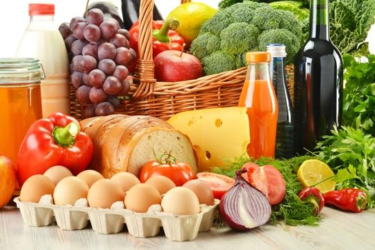 У Закарпатті, нарівні з Київщиною та Одещиною – найдорожчі продукти в Україні