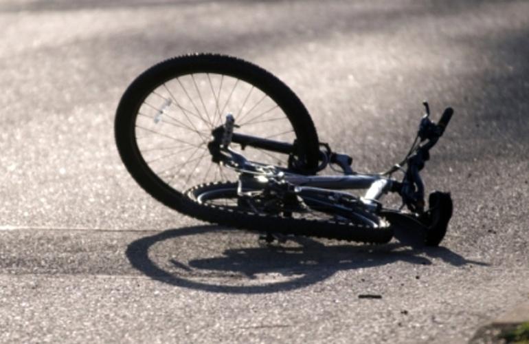 Закарпатець на вантажівці на Львівщині травмував велосипедиста
