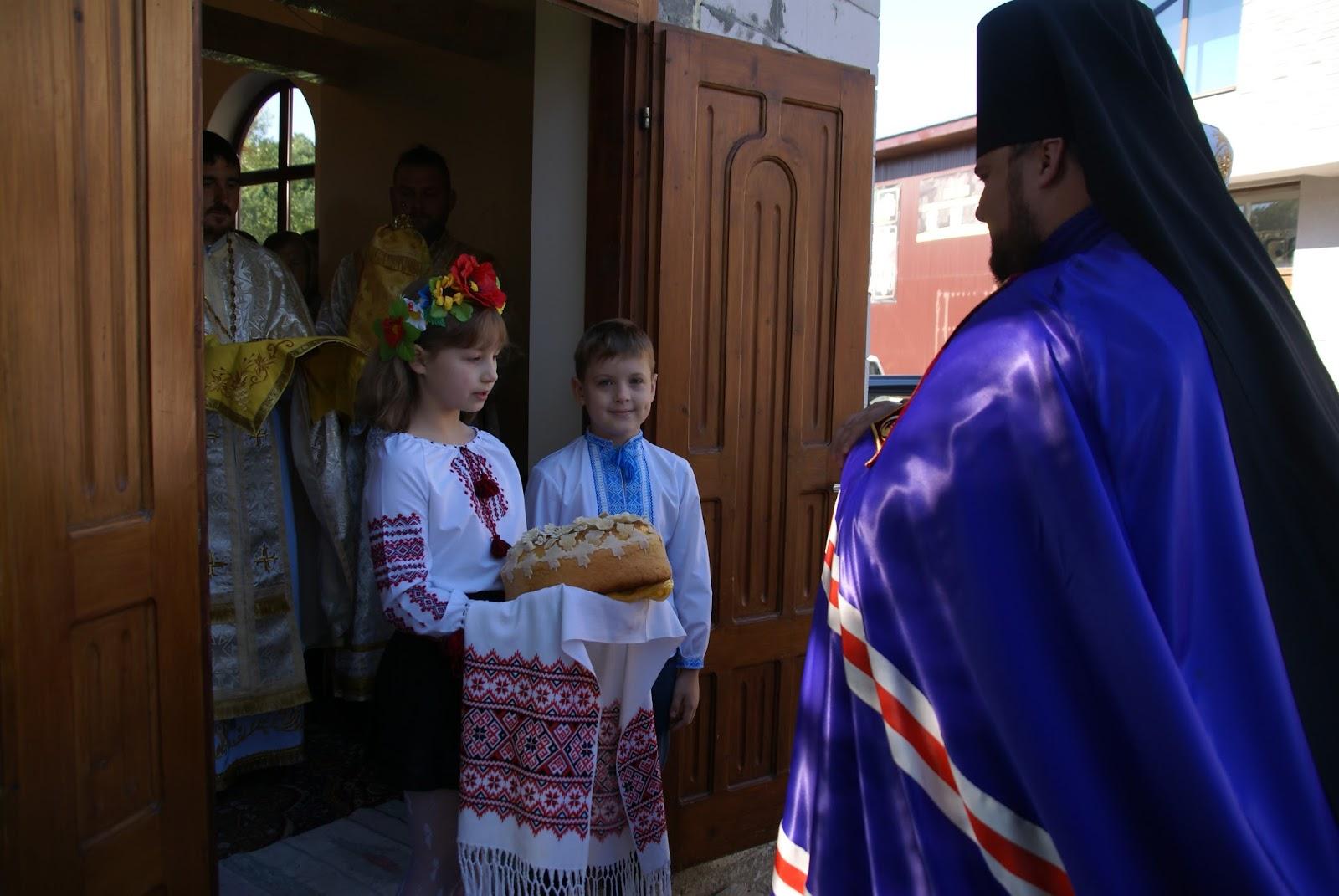 Освятили новозбудовану церкву УПЦ КП на Тячівщині (ФОТО)