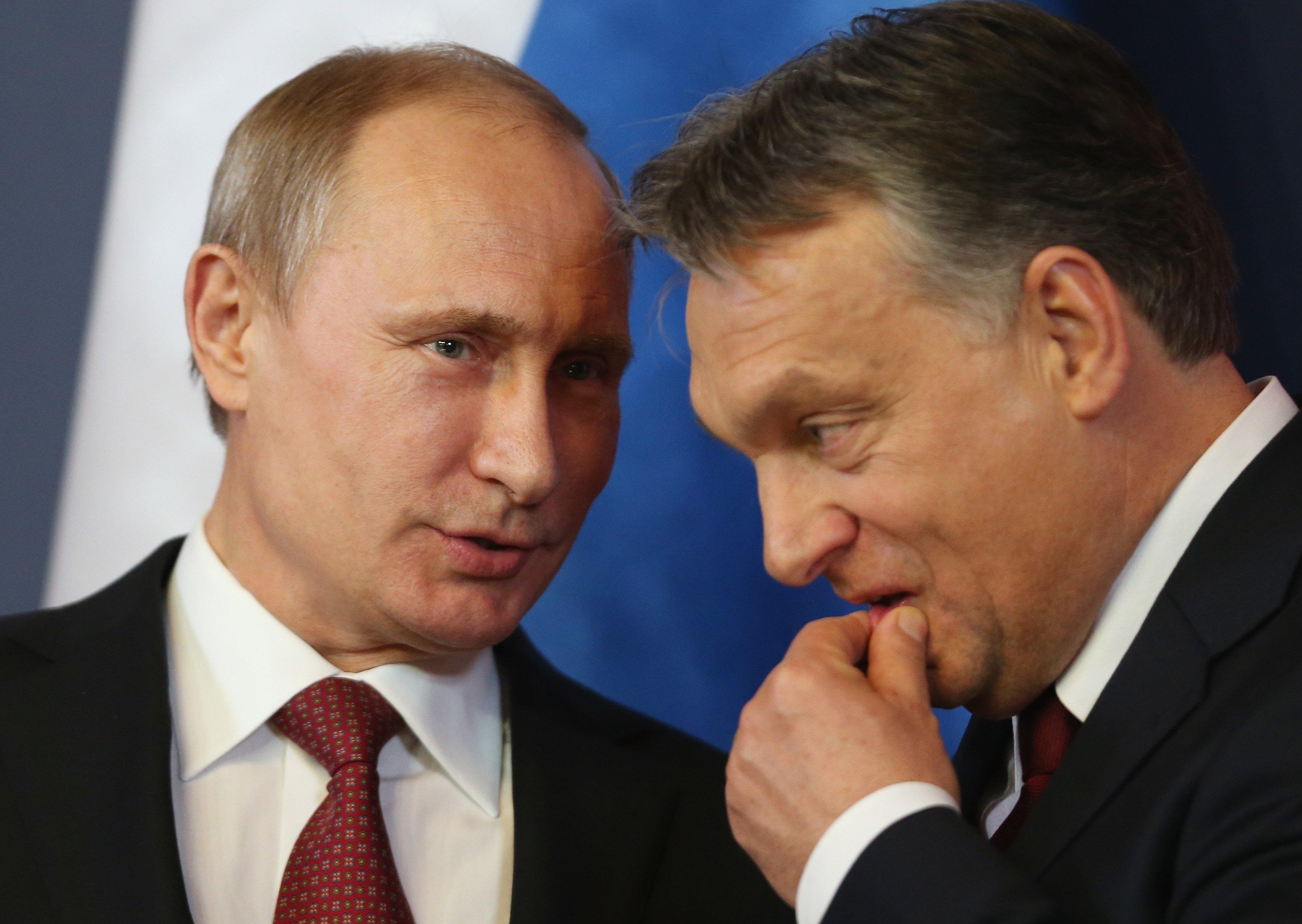 Російська агентура в Угорщині підриває єдність Європи та намагається дестабілізувати Закарпаття