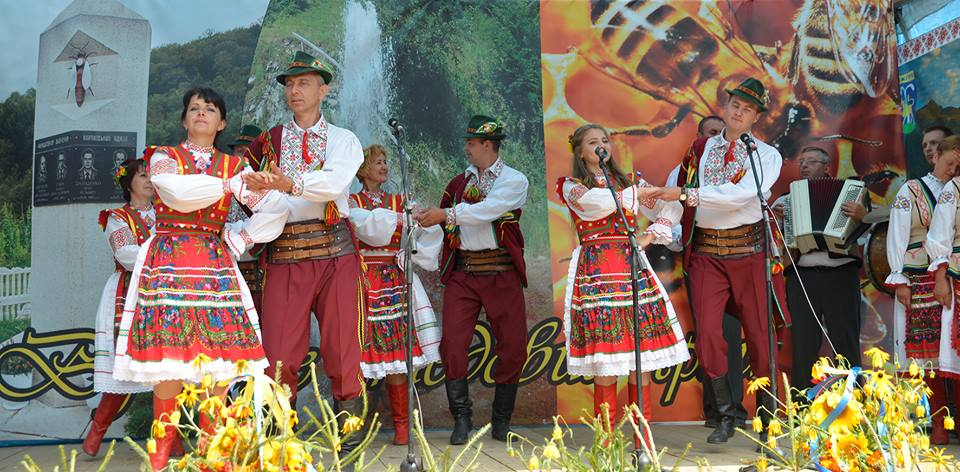 Свято Маковія відзначили медовим фестивалем