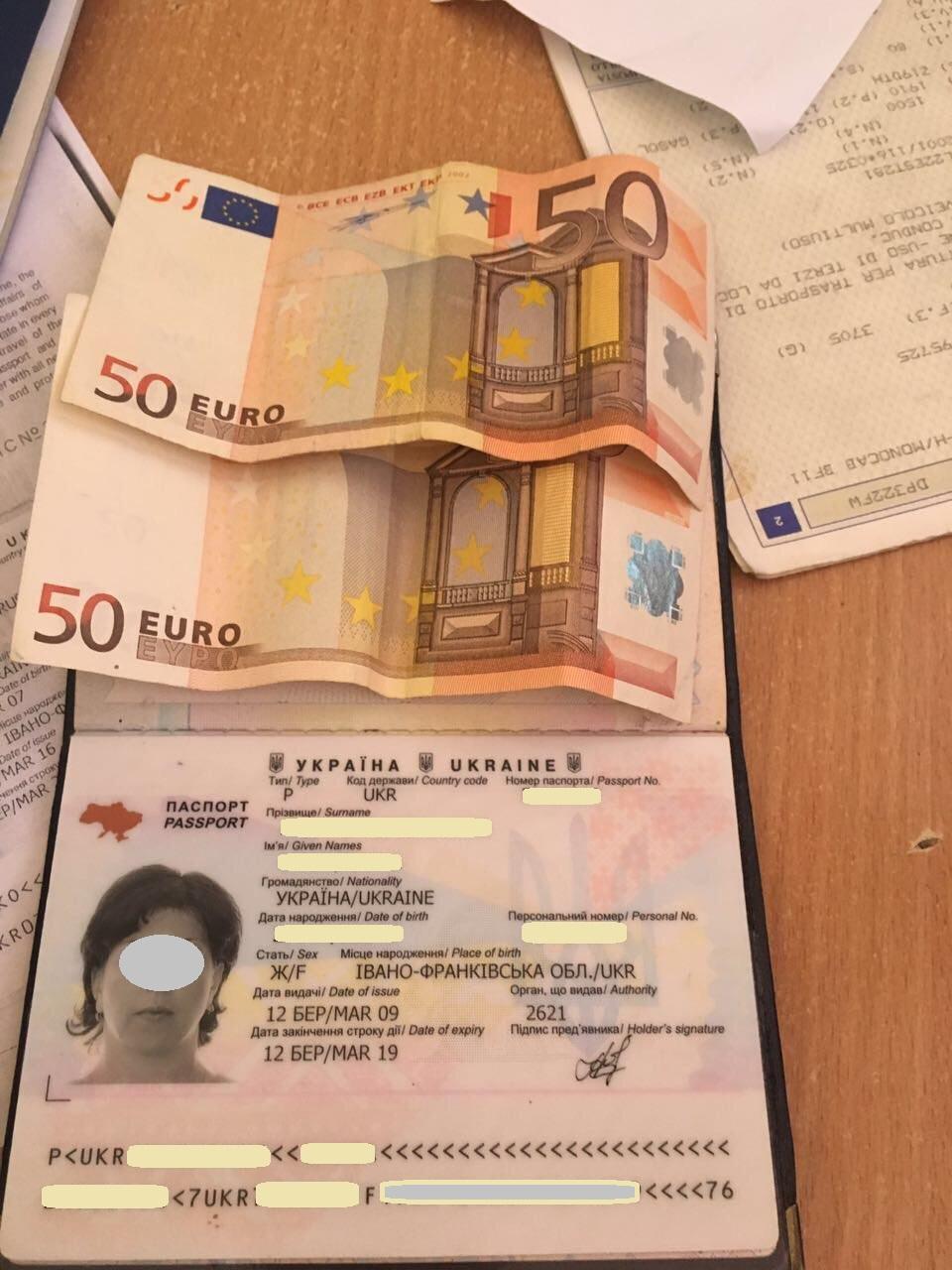 На Закарпатті жінка за хабар в 100 євро намагалась незаконно вивезти дітей до Італії