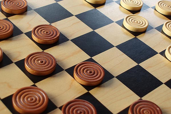 У Виноградові відбувся чемпіонат Закарпаття з швидких і блискавичних шашок-64