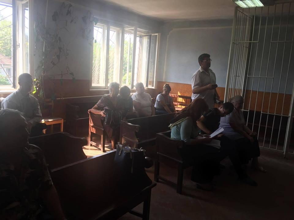 """""""Інвестор"""" спорудження міні-ГЕС на Ріці оскаржує свій """"провал"""" у Березові в суді (ФОТО)"""