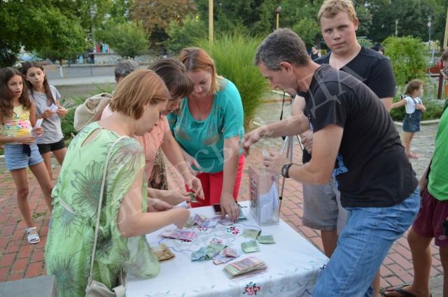 На благодійному концерті в Іршаві для закупівлі монокулярів нічного бачення для вояків на Сході зібрали 6 тис грн