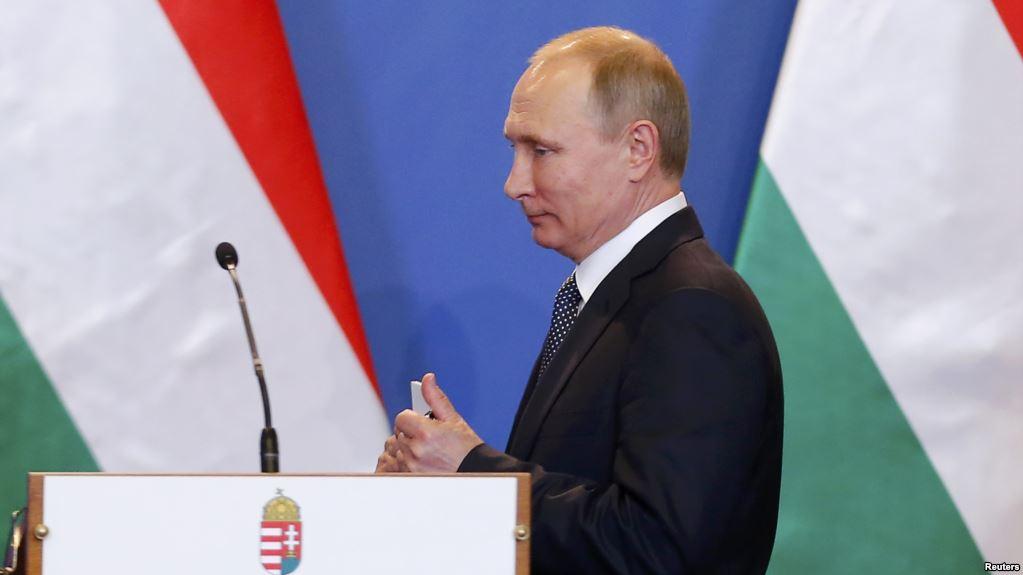 В угорському Дебреценському університеті хочуть удостоїти Путіна звання почесного доктора