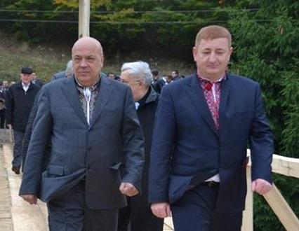 Голова Міжгірської РДА звільнився через конфлікт з Москалем