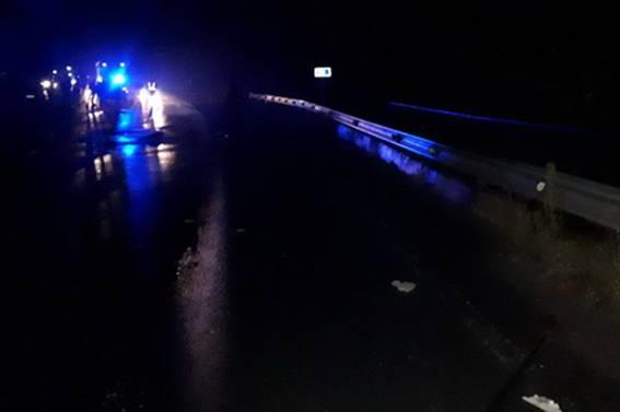 На Свалявщині водій Renault смертельно наїхав на пішохода та втік з місця події (ФОТО)