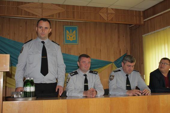 У Виноградівському відділенні поліції новий керівник