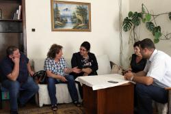 На Виноградівщині обговорили будівництво дороги між селами Хижа і Тарна-Маре