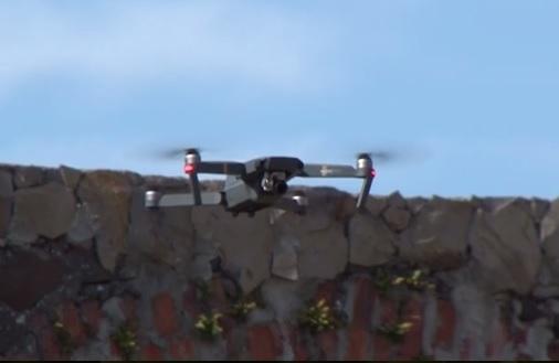 Підтримати учасників змагань Dronevar прибув світова зірка дрон-рейсингу Чед Новак із Австралії (ВІДЕО)